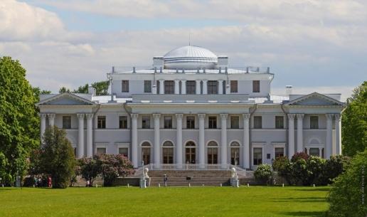Росси К. И. Елагин дворец