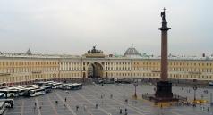 Росси К. И. Ансамбль Дворцовой площади. Здание Главного штаба