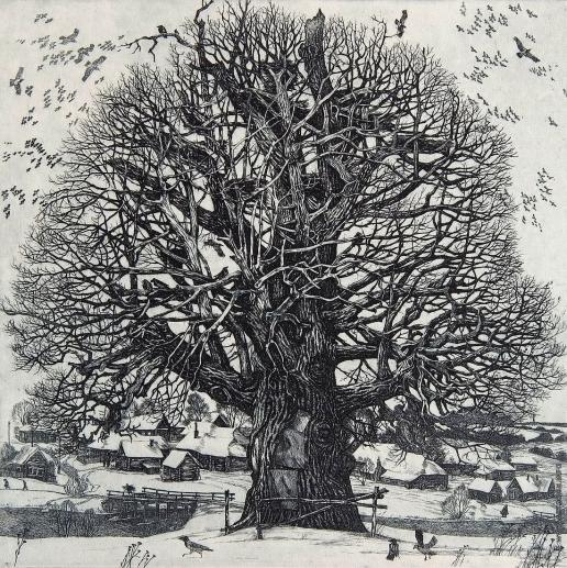 Ярославцев А. И. Старое дерево
