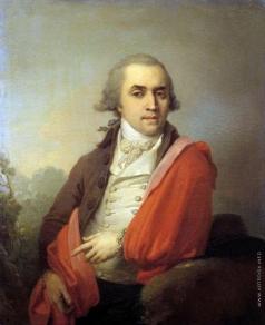 Боровиковский В. Л. Портрет А.А.Торсукова