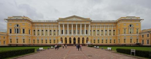 Росси К. И. Михайловский дворец (Русский музей)