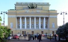 Росси К. И. Александринский театр