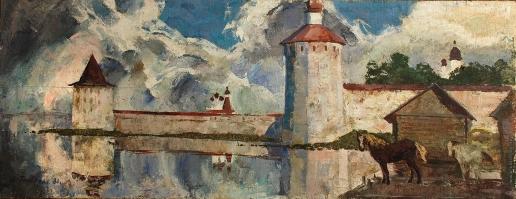 Талалаев А. Н. Кирилло-Белозерский монастырь