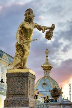 Щедрин Ф. Ф. Персей с головой Горгоны Медузы