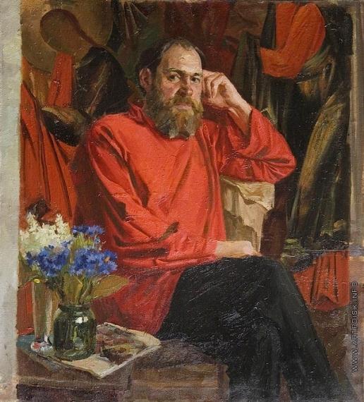 Талалаев А. Н. Автопортрет