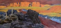 Талалаев А. Н. Арктика. Красные скалы