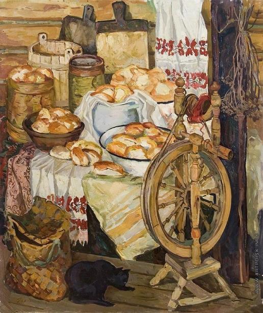 Талалаев А. Н. Ждут гостей