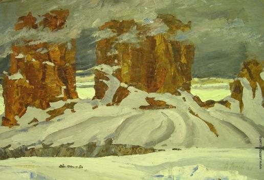 Талалаев А. Н. Арктика