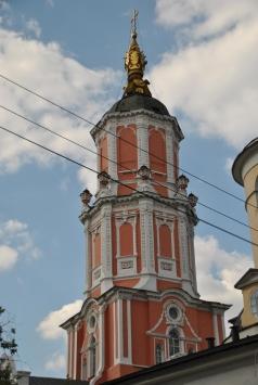 Зарудный И. П. Церковь Архангела Гавриила (Меньшикова башня)