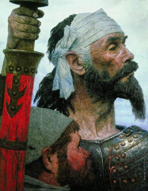 Коржев-Чувелев Г. М. Дон Кихот и Санчо