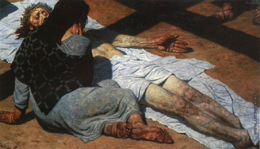 Коржев-Чувелев Г. М. В тени креста