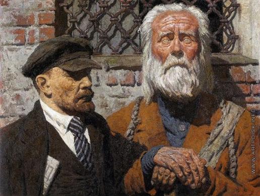 Коржев-Чувелев Г. М. Беседа
