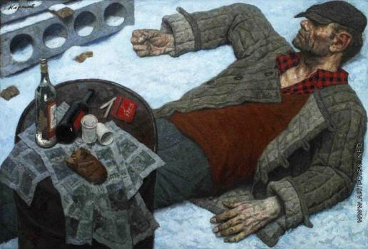 Коржев-Чувелев Г. М. «Встань, Иван!»