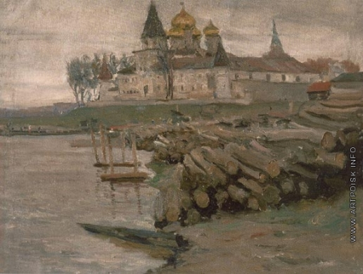 Коржев-Чувелев Г. М. Ипатьевский монастырь