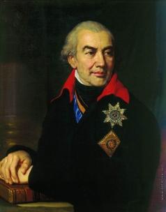 Боровиковский В. Л. Портрет Г.С. Волконского