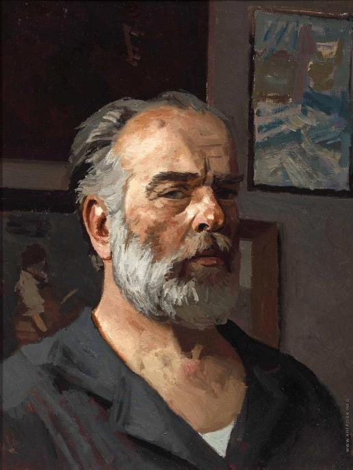 Коржев-Чувелев Г. М. Автопортрет