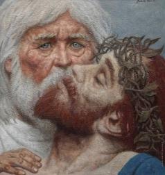 Коржев-Чувелев Г. М. Отец и Сын