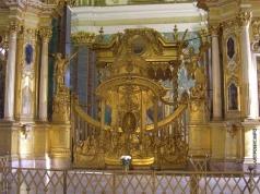 Зарудный И. П. Иконостас Петропавловского собора