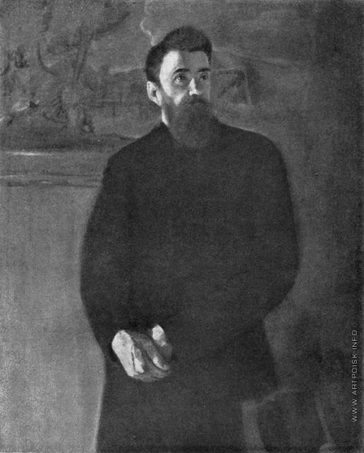 Герасимов С. В. Портрет отца
