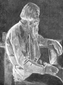 Герасимов С. В. Старик крестьянин