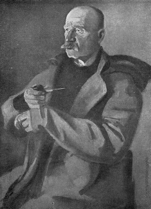 Герасимов С. В. Колхозный конюх