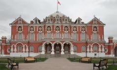 Казаков М. Ф. Петровский дворец