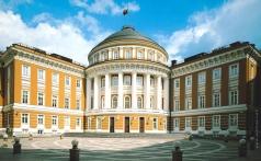 Казаков М. Ф. Здание Сената в Московском Кремле