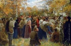 Попов Л. В. В святые места