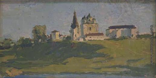 Герасимов С. В. Можайск. Ферапонтов монастырь