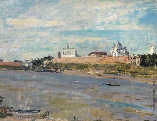 Герасимов С. В. Новгород. Кремль