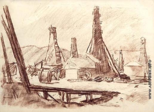 Герасимов С. В. Нефтяные вышки