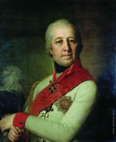 Боровиковский В. Л. Портрет И.П.Дунина