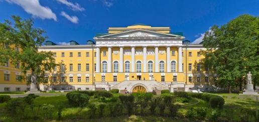 Казаков М. Ф. Московский университет