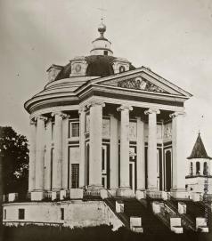 Казаков М. Ф. Церковь-мавзолей Барышниковых в Николо-Погорелом