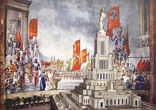Пименов Ю. И. Физкультурный парад