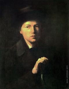 Перов В. Г. Портрет Н.Г. Криденера, брата художника