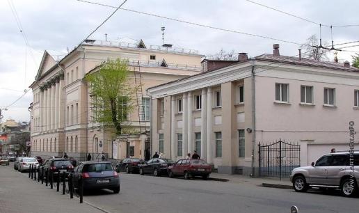Казаков М. Ф. Дом М.П. Губина