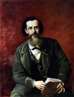 Перов В. Г. Портрет А.Н. Майкова