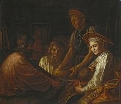 Шибанов М. Крестьянский обед