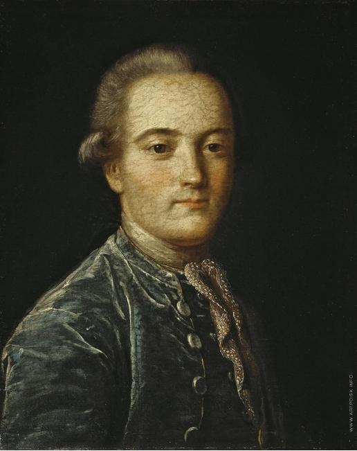 Шибанов М. Портрет М.Г. Спиридова