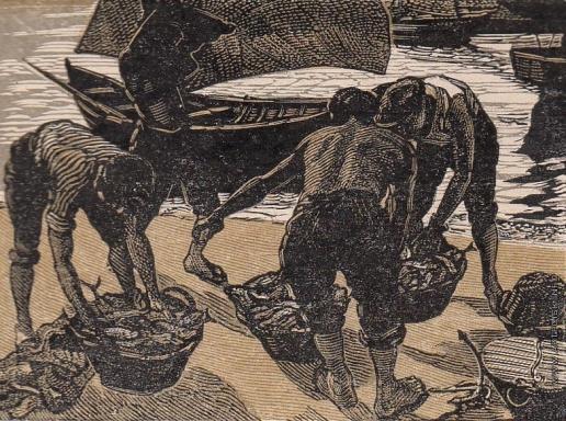 Маторин М. В. Иллюстрация к обложке книги «Бершадский»