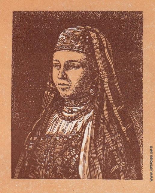 Маторин М. В. Иллюстрация к обложке книги «Шибанов»