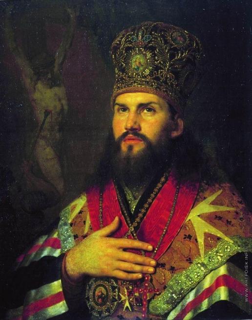 Боровиковский В. Л. Портрет Михаила Десницкого
