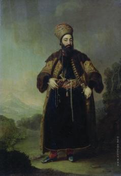 Боровиковский В. Л. Портрет Муртазы-Кули-хана