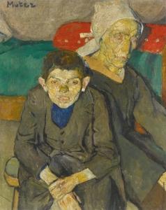 Мутермилх М. Мать и сын