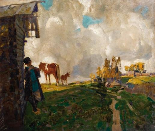 Исупов А. В. Русская деревня