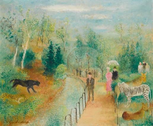 Сахарова О. Н. Зоопарк