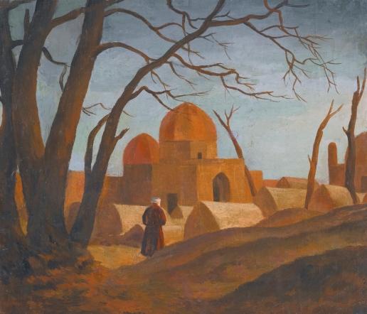 Нюренберг А. М. Мечеть