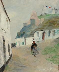 Альтман Н. И. Женщина в деревне