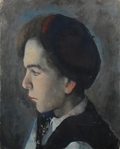 Челищев П. Ф. Портрет юноши